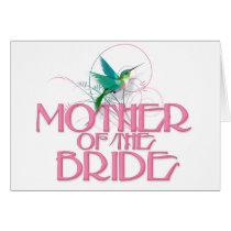 Hummingbird Mother of the Bride