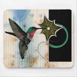Hummingbird Mouse Pad