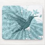 Hummingbird Mousepad Mousepads
