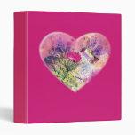 Hummingbird n Thistle Art Binder Photo Album
