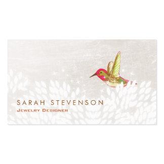 Hummingbird Nature Business Card