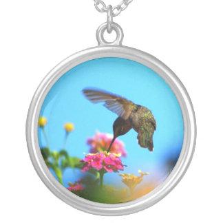 Hummingbird Custom Necklace