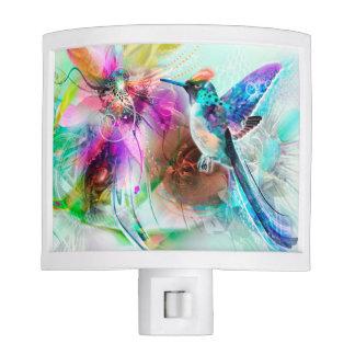 Hummingbird Night Light