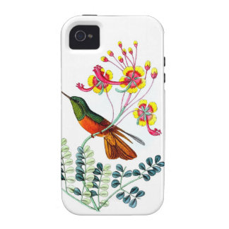 Hummingbird no. 9 housewarming gift vibe iPhone 4 cases