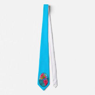 Hummingbird Oceans Tie