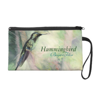 Hummingbird Pastel Fine Art Bag