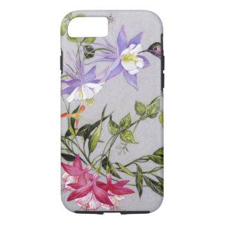 Hummingbird Petals Wrap-Around iPhone 7 Case