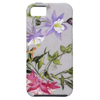 Hummingbird Petals Wrap-Around iPhone SE/5/5s Case