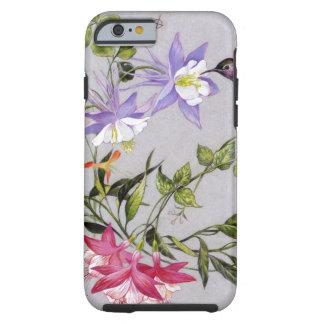 Hummingbird Petals Wrap-Around Tough iPhone 6 Case