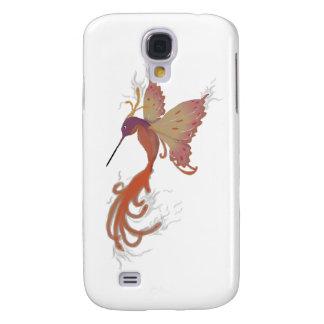 Hummingbird Phoenix Galaxy S4 Cover