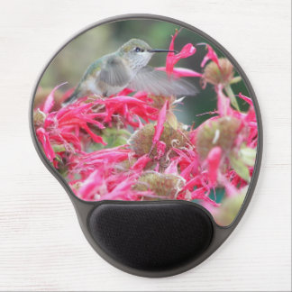 Hummingbird Photo Gel Mouse Pad