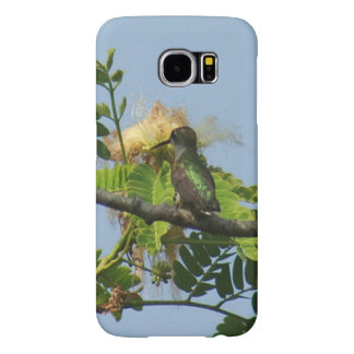 Hummingbird Photo Samsung Galaxy S6 Case