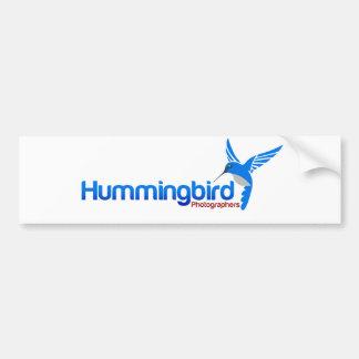 Hummingbird Photographers Bumper Sticker