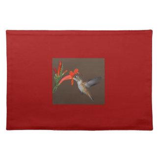 HUMMINGBIRD PLACE MATS
