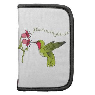 Hummingbird Folio Planner