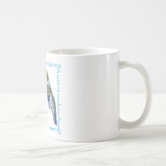 Hummingbird Poem Mug