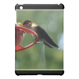 Hummingbird Poop! iPad Mini Case