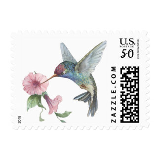 Hummingbird Postage