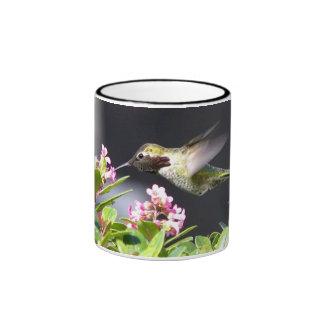 Hummingbird returns coffee mugs