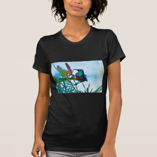 Hummingbird ruby throated t shirts