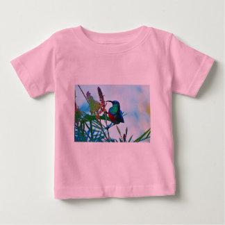 Hummingbird ruby throated tshirts
