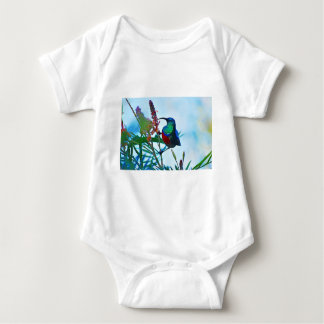 Hummingbird ruby throated tshirts