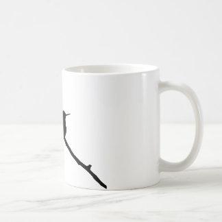Hummingbird Silhouette Coffee Mug