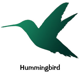 Hummingbird Silhouette Hat 0ed4c320d70b
