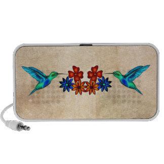 Hummingbird iPhone Speaker