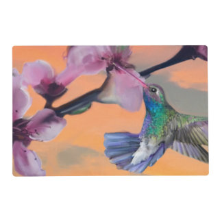 Hummingbird Spirit Placemat