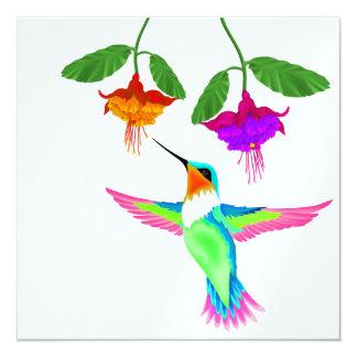 Hummingbird - SRF Card
