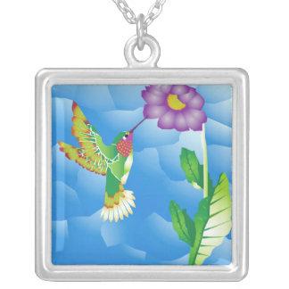 Hummingbird:  Stylized Pendants