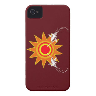 Hummingbird Sun iPhone4 Case