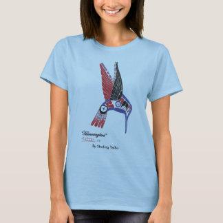 HUMMINGBIRD T-Shirt, By Sterling Tallio T-Shirt