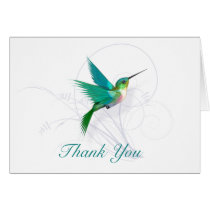 Hummingbird Thank You