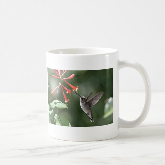 Hummingbird Treasures Coffee Mug