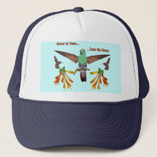 Hummingbird Trucker Hat