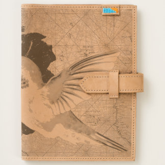 Hummingbird Tulip Map Journal