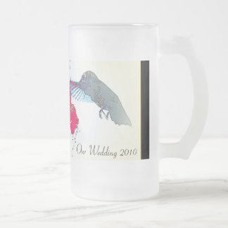 Hummingbird Wedding 2010 Mug