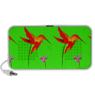 hummingbirds-307916  hummingbirds colorful kaleido mini speaker