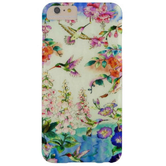 Hummingbirds and Flowers iPhone 6 case