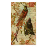 Hummingbirds and Roses Posters