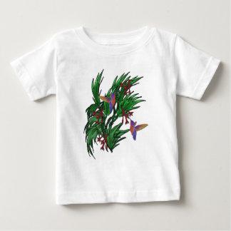 Hummingbirds Baby T-Shirt