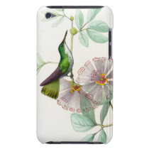 Hummingbirds Birds Wildlife Animals Flowers Floral Barely There iPod Cover