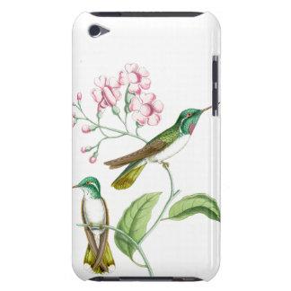 Hummingbirds Birds Wildlife Animals Flowers Floral iPod Case-Mate Case
