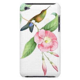 Hummingbirds Birds Wildlife Animals Flowers Floral iPod Touch Case