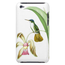 Hummingbirds Birds Wildlife Animals Flowers Floral iPod Touch Cover