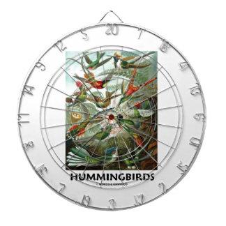 Hummingbirds Dart Boards