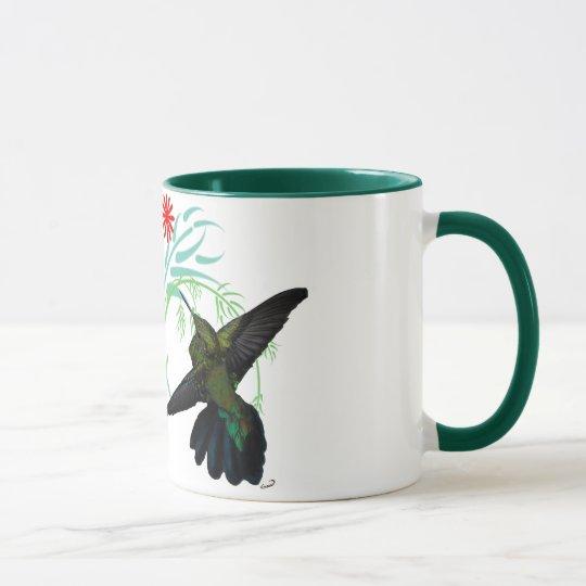 Hummingbirds Fantasy Mug