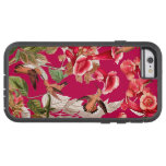 Hummingbirds Floral iPhone 6 Tough Extreme Case Tough Xtreme iPhone 6 Case